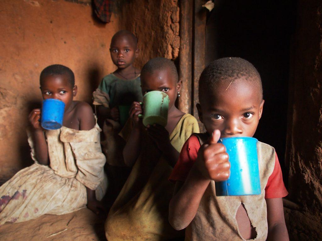 エイズで親を失ったウガンダの孤児たち(写真:安田菜津紀)