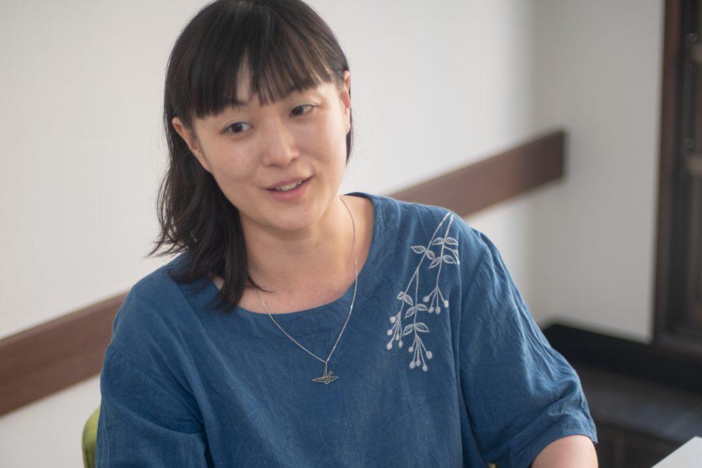 フォトジャーナリスト 安田菜津紀