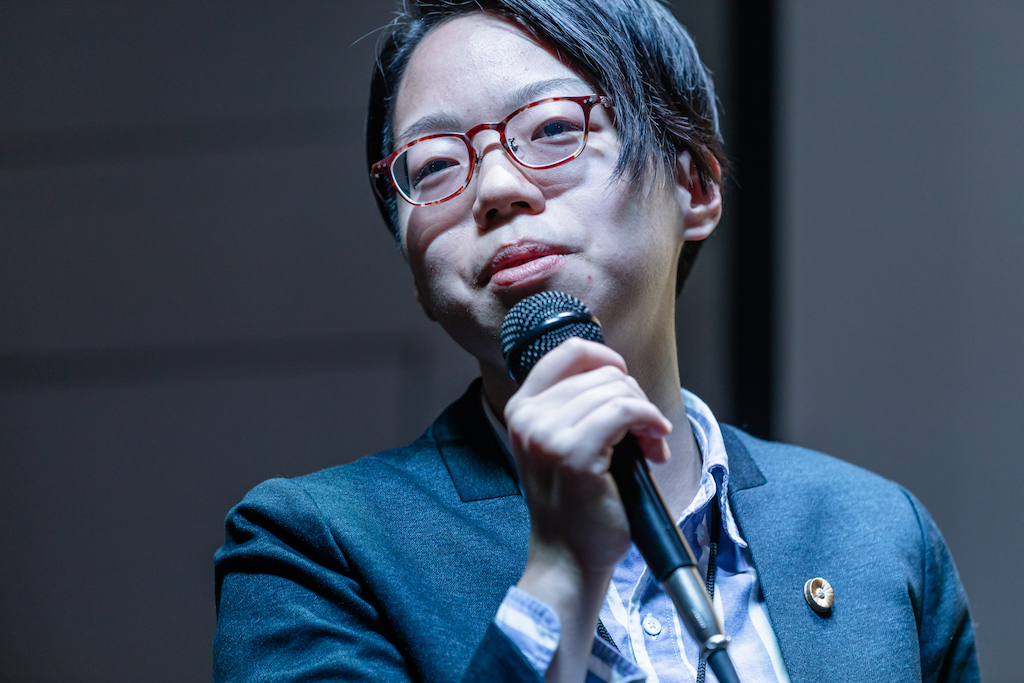 弁護士 水谷陽子さん