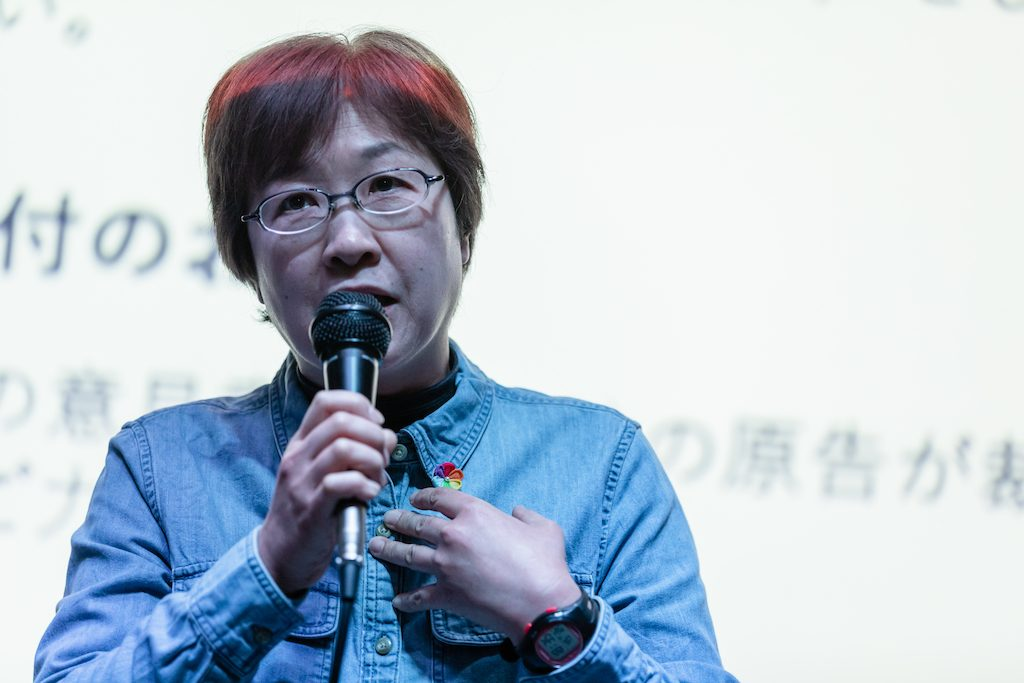 同性婚訴訟 小川葉子さん
