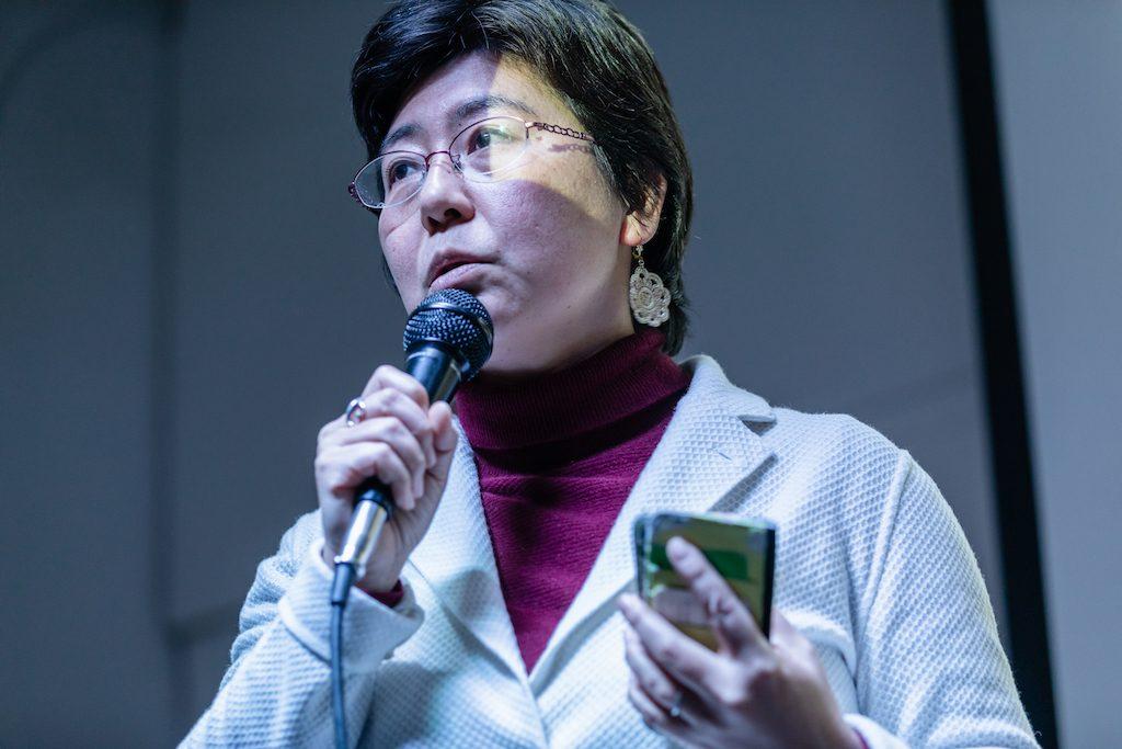 認定NPO法人 難民支援協会(JAR)代表の石川えりさん