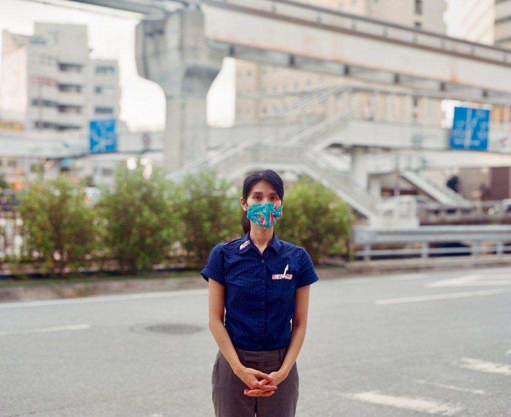 仲村涼子さん。県議会に働きかけるなど積極的に活動する